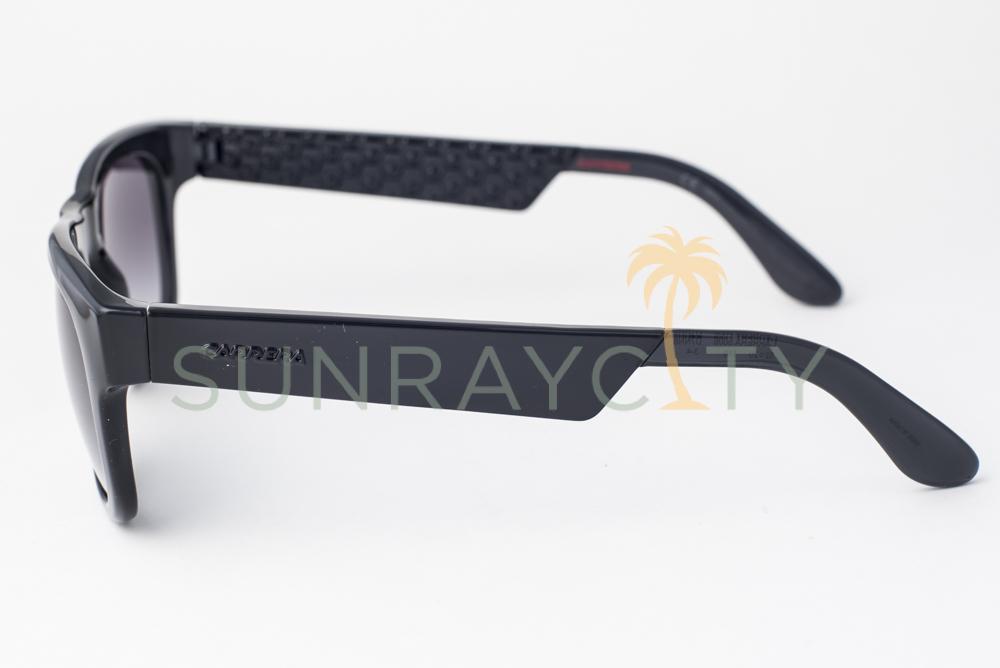 d7b6ce622ca02d Carrera 5006 Black   Gray Gradient Sunglasses 5006 S D7N