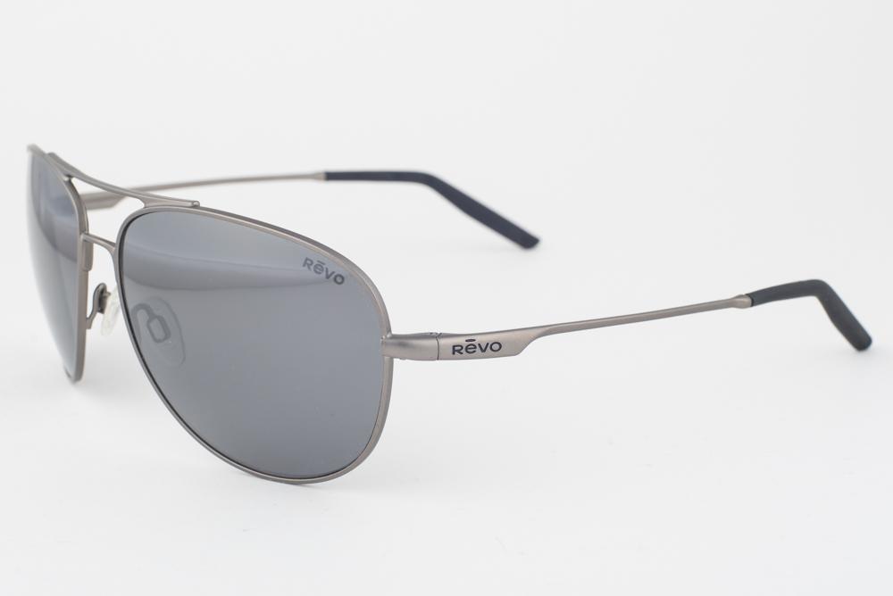 1bfd5c01b7 Revo 3087-00 GY Windspeed Gunmetal   Gray Polarized Sunglasses ...