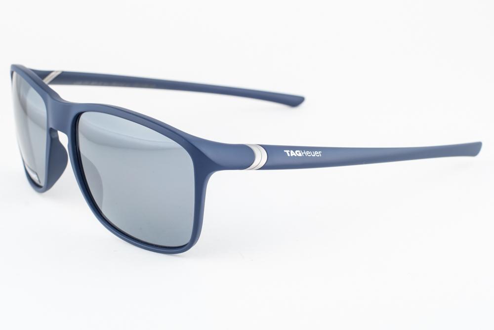 Tag Heuer 27 Degree 6042 Blue Marine / Blue Sunglasses TH6042 114 | eBay